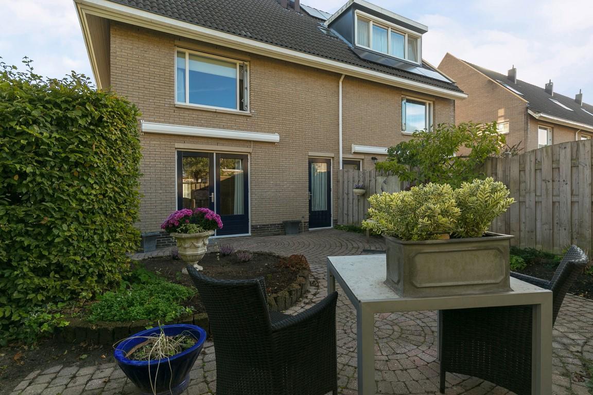 Een foto van Ludenhorst 25, Zuidwijk