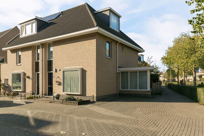 Een foto van Ludenhorst 25, Rotterdam