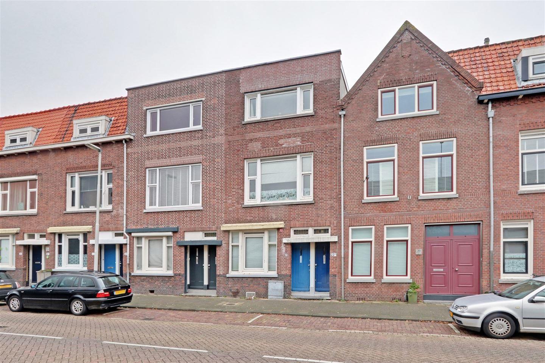 Een foto van Parallelstraat 22A, Rotterdam