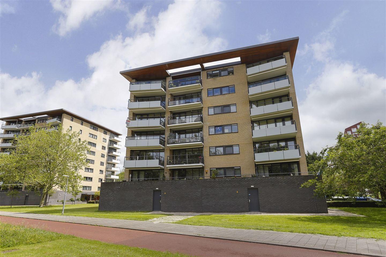 Een foto van Tiesselinswaard 32, Rotterdam