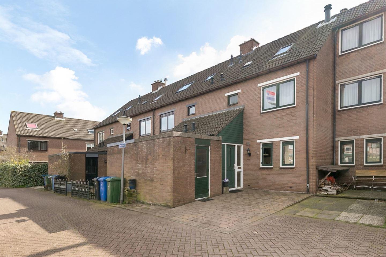 Een foto van Zwaluw 15, Hoogvliet